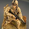 美國陸軍步兵(波斯灣戰爭時)