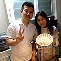 不可思議超豪華的晚餐~感謝大廚師笠原!!