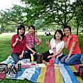 09 Apple送別會~萬博公園野餐賞花