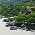 09 日本庭園評選連續七年No.1的足立美術館