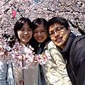 20100403 大阪護國神社.京都嵐山.金閣寺