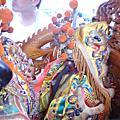 2011/9/12高雄市前鎮區籬仔內千秋府千秋爺出巡平安繞境(二)