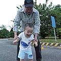 20110924教練場玩耍