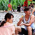 201107-內灣烤肉趣~