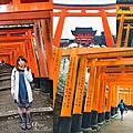 京都 / 伏見稻荷大社/千本鳥居