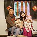 ♡ショウ♡3Y7M♡妞♡1Y♡宜蘭老爺行旅傳統藝術中心抓周!!!