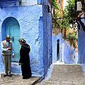 201105 摩洛哥Day10 契夫蕭安 Chefchaouen