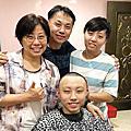 200720_兒子入伍剪髮