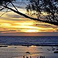 0606北海岸夕陽