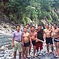 七坑溫泉瀑布之旅