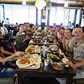 106國慶家庭聚餐(玉井綠色空間)