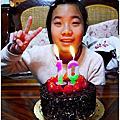 105.12.7 Rita10歲生日&13週年