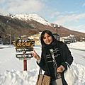 漏網鏡頭。北海道