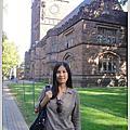 隨行書僮出差記 -- 普林斯頓大學、費城、巴爾的摩
