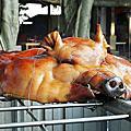 觀音 鐘家花園 中秋南投同鄉會烤肉