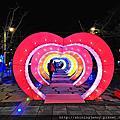 2015/12*嘉義‧故宮南院燈會‧檜意森活村‧西堤牛排