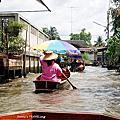 泰國*曼谷kkday水上市場一日遊