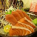 2009.12.25兩個人的聖誕大餐@八條壽司with箏