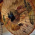 花海與擂茶的客家文物館