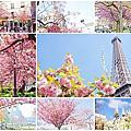 2017ParisSceaux 巴黎櫻花