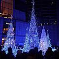 2011東京聖誕(5)淺草+汐留+台場