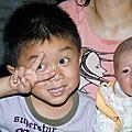 20080410安安滿月(農曆0305)