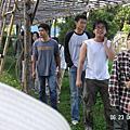 中興大學森林系研所學生來訪