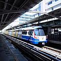 下一站說愛你,曼谷空鐵BTS