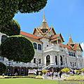 泰國皇室與信仰的交匯點-大皇宮與玉佛寺