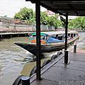 橫貫曼谷的水上捷運-空盛桑運河