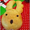 [廚房習作] 聖誕小麋鹿