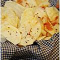 [廚房習作] 無油洋芋片