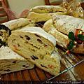 Stollen德國聖誕麵包