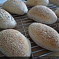 御飯養生米麵包