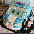 立體造型蛋糕