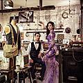 琪琪小姐{ 台灣婚紗 Pre Wedding Photo } Taiwan + 美國新人Brian & Vicky +
