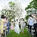 琪琪小姐 婚禮紀錄 wayne&Yushin 美式婚禮
