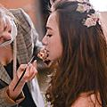 婚攝 琪琪小姐-琪琪小姐與喬先生 蘭城晶英酒店婚禮 志德&雯馨
