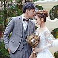 婚攝琪琪小姐 陽明山青青食尚花園 美式婚禮Max&Crystal