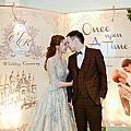婚攝 琪琪小姐-琪琪小姐與喬先生 桃園囍宴軒 婚禮紀錄 人豪&誼靜