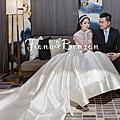 婚攝 琪琪小姐-琪琪小姐與喬先生 板橋凱撒大飯店 婚禮紀錄 家彬&泛錡