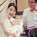婚攝琪琪小姐 西雅圖海外婚紗 貓咪婚紗 KS&Aiko