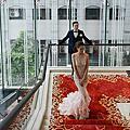 婚攝 琪琪小姐-琪琪小姐與喬先生 台北大倉久和婚禮紀錄  Harry & Weiting