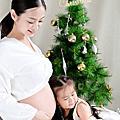 台北孕婦寫真 台北孕期寫真  女攝影師琪琪小姐與喬先生 語嬿媽咪