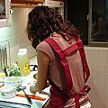 美女主廚的料理