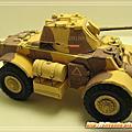 紙模-裝甲Staghound