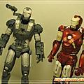 紙模-Ironman3 War Machine