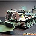 紙模- VT-34 救援坦克