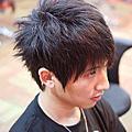 simon‧男性剪髮造型