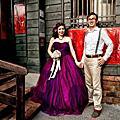 Chris & Silvia 婚紗